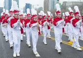 Parata di chicago san patrick — Foto Stock