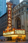Chicago Theater — Stock Photo