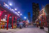 Chicago Navy pier — Stock Photo