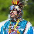 Stock Photo: Native Indian
