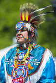 Native Indian — Foto Stock
