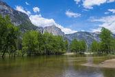 Parco nazionale di yosemite — Foto Stock