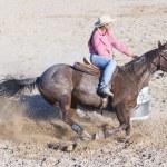 Helldorado days rodeo — Stock Photo #26415081