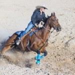 Helldorado days rodeo — Stock Photo #26432859