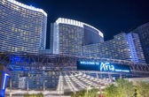 Las Vegas Aria — Stock Photo