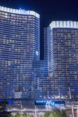 Las Vegas Aria — 图库照片