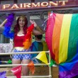 San Francisco gay pride — Stock Photo #28880949