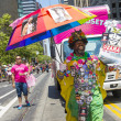 San Francisco gay pride — Stock Photo
