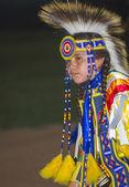 美洲原住民 — 图库照片