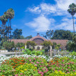 The Botanical Building in San Diego's Balboa Park — Stock Photo