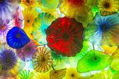 Flores de cristal de bellagio — Foto de Stock