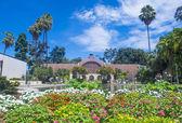 The Botanical Building in San Diego's Balboa Park — Stock Photo