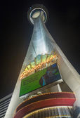 Las Vegas , Stratosphere Tower — Stock Photo