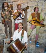 Jerusalem knight festival — Stock Photo