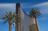 Las Vegas , Wynn hotel — Stock Photo