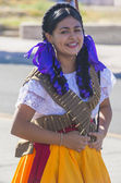 Hispanic International Day Parade — Stock Photo
