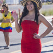 Hispanic International Day Parade — Stock Photo