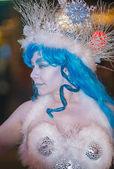 Desfile de halloween de las vegas — Foto Stock