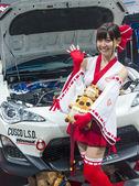 Sema auto show 2013 — Stockfoto