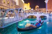 Las vegas, venetiaanse hotel — Stockfoto