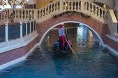 Hotel venecia las vegas — Foto de Stock