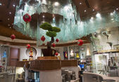 Bellagio Chocolate Fountain — 图库照片