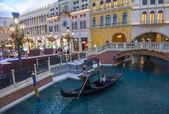 Las vegas, Venedik oteli — Stok fotoğraf