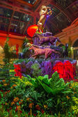 Bellagio Hotel Conservatory & Botanical Gardens — Stock Photo