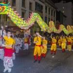 Chinese new year parade — Stock Photo #42571459