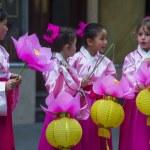 Chinese new year parade — Stock Photo #42571217