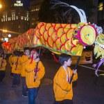 Chinese new year parade — Stock Photo #42571311