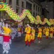 Chinese new year parade — Stock Photo #42571459