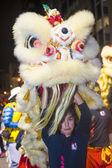 Parata del capodanno cinese — Foto Stock