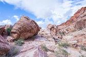 Red Rock canyon , Nevada. — Stock Photo
