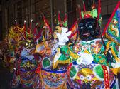 Desfile de año nuevo chino — Foto de Stock
