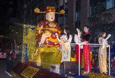 中国の新年パレード — ストック写真