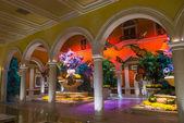 Bellagio Hotel Conservatory & Botanical Gardens — ストック写真