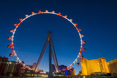The Linq Las Vegas — Zdjęcie stockowe
