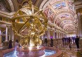 Las Vegas , Venetian hotel — Foto Stock