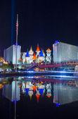 Las Vegas , Excalibur — 图库照片