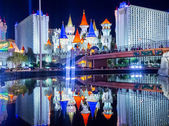 Las Vegas , Excalibur — Stock Photo
