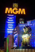 Las Vegas , MGM — Stock Photo