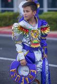 Desfile de Helldorado dias — Fotografia Stock