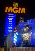 Las Vegas , MGM — Stock Photo