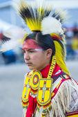 Pajutowie plemienia pow wow — Zdjęcie stockowe
