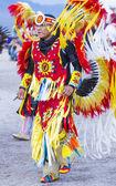Pow-wow tribo Paiute — Fotografia Stock