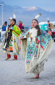 Paiute Tribe Pow Wow — Stock Photo