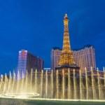 Las Vegas , fountains — Stock Photo #49290693