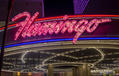 Las Vegas , Flamingo — Stock Photo