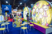 Licensing Expo 2014 — ストック写真